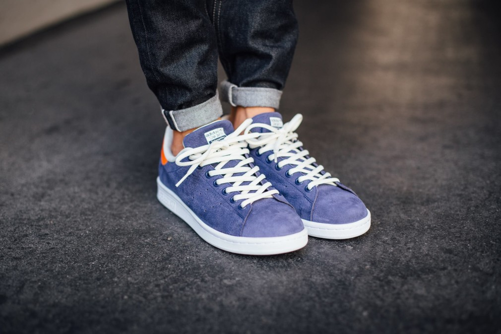 Adidas Stan Smith 'Midnight indigo' B24713