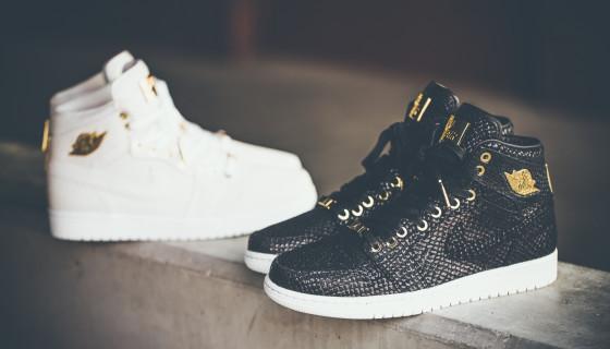 "Air Jordan 1 ""Pinnacle"" Pack – Second Release"
