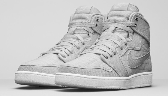 "Air Jordan 1 Retro KO High OG ""Pure Platinium"""