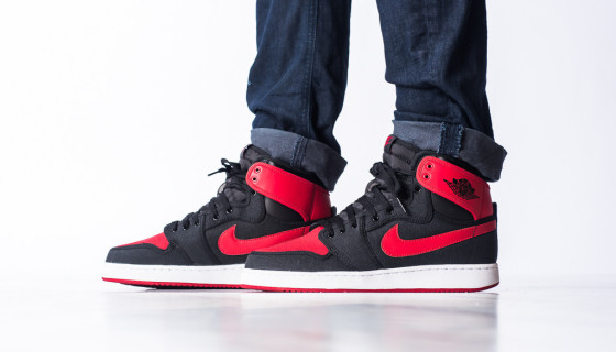 Air Jordan 1 Retro KO High OG 'Bred' – Date De Sortie