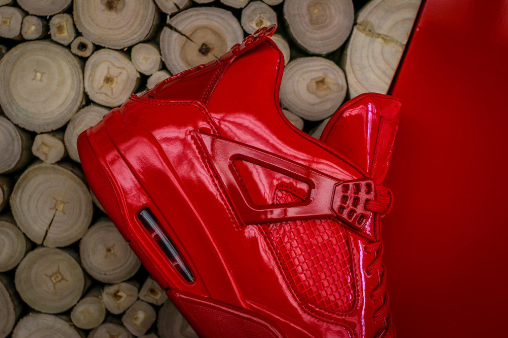 Air Jordan 11Lab4 Red Patent