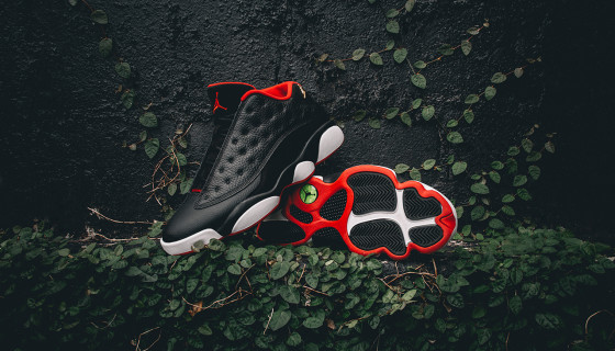 "Air Jordan 13 Low ""Bred"" Retro – Release Reminder"