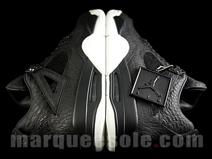 Air-Jordan-4-Pinnacle-Crockskin-Black-Pony-3