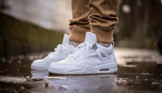 Air Jordan 4 Pure Money Retro 2017