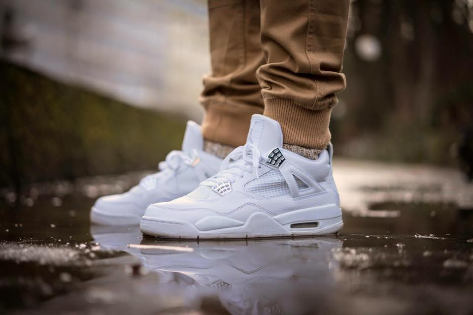 jordan iv pure money
