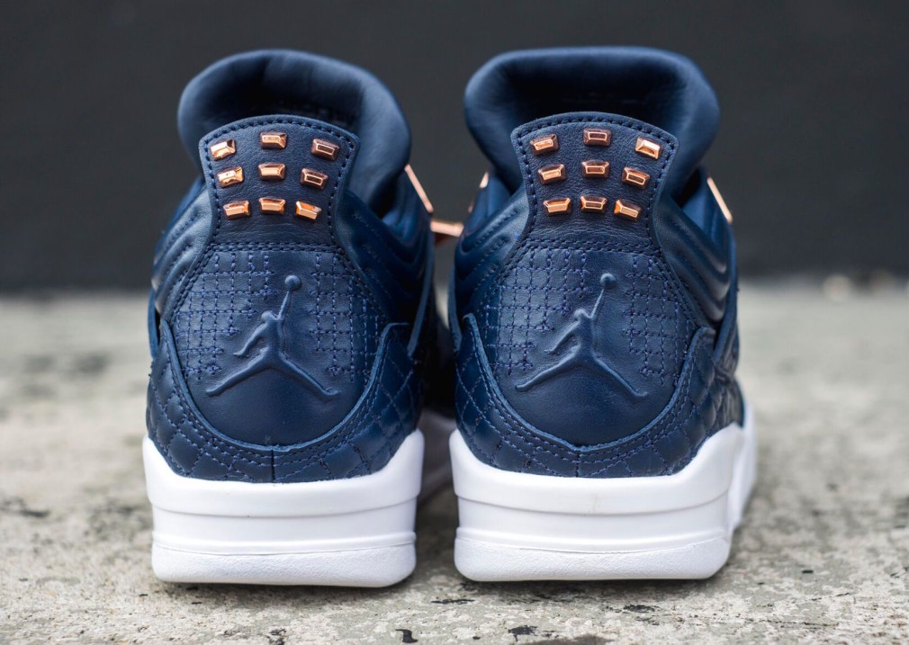 Air Jordan 4 Retro Premium Pinnacle - Obsidian 2