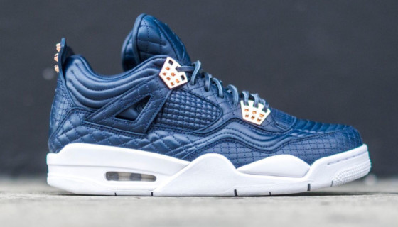 Air Jordan 4 Retro Premium Pinnacle – Obsidian