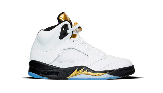 Air Jordan 5 Retro Gold Medal