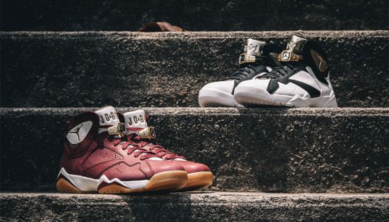 "Air Jordan 7 Retro ""Cigar & Champagne"" Pack – Release Reminder"