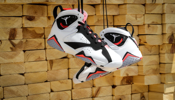"Air Jordan 7 Retro GG ""Hot Lava"""