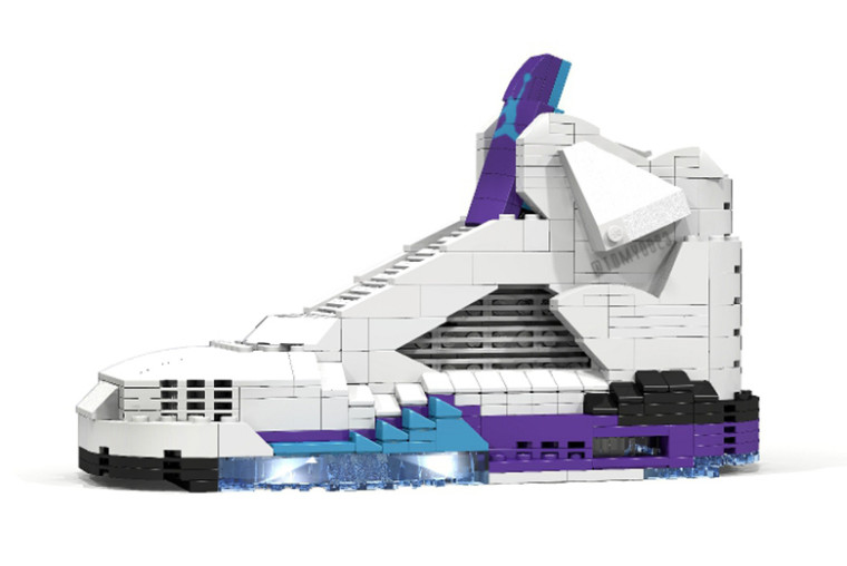 Air Jordan Lego Tom Yoo