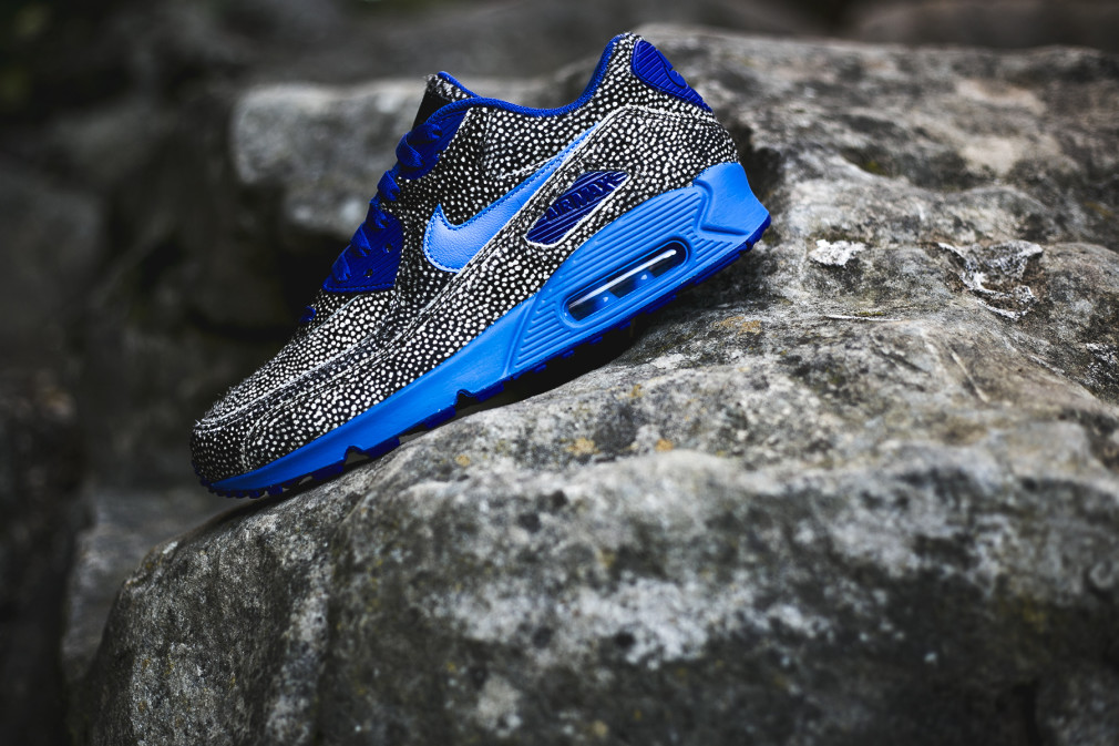 NIKEiD-Air-Max-90-Premium-Pony-Safari-Dots