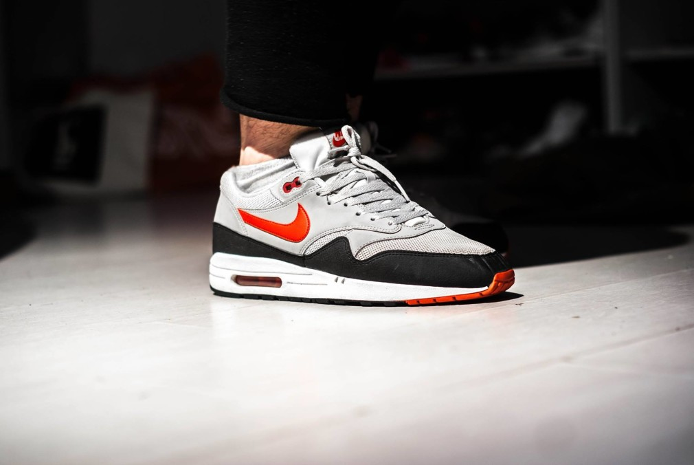 Anthony Suzon - Nike air max 1 essential Chili 2013
