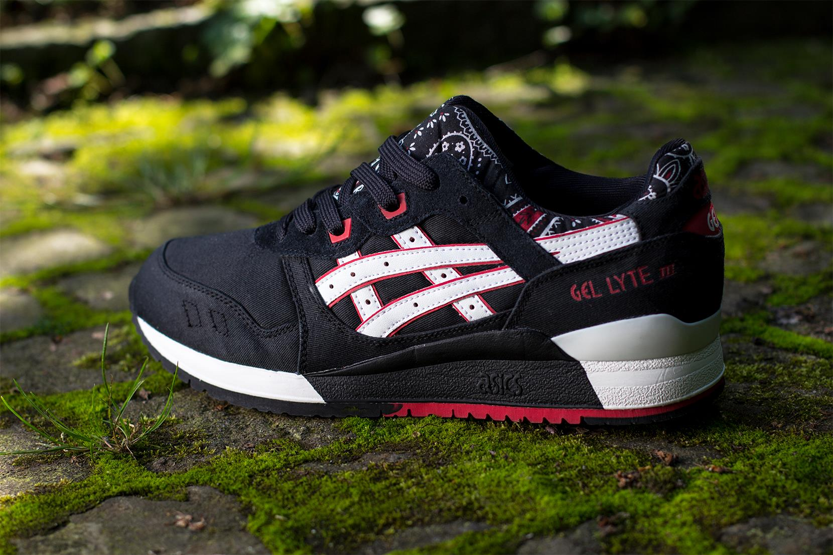 shop asics gel lyte 3 bandana