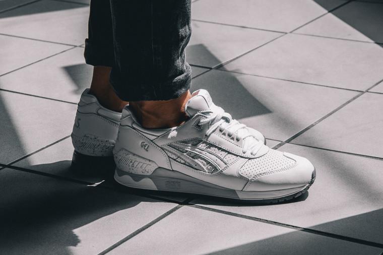 Asics Gel-Respector White leather
