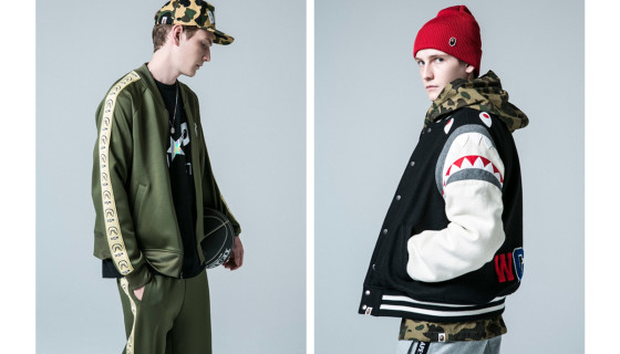 A Bathing Ape AW 2016 Lookbook