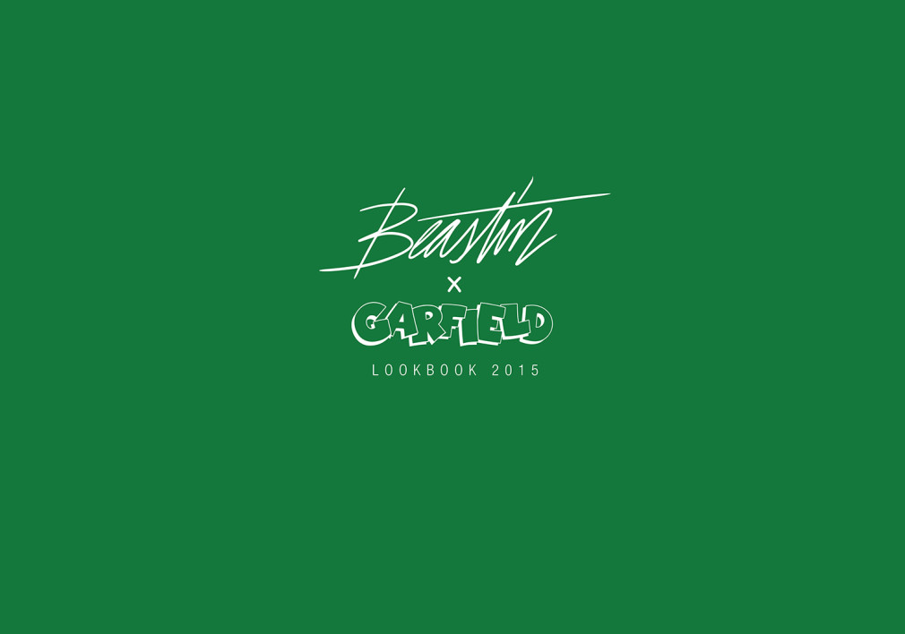 BEASTIN x GARFIELD Collection