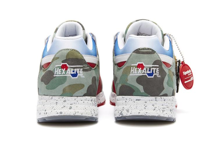 Bape x Mita sneakers x Reebok Vantilator