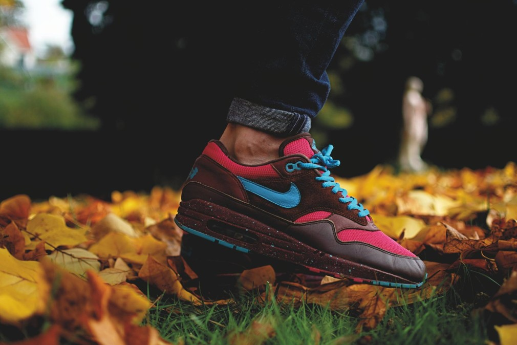Bruno Croatto - Nike Air Max 1 Patta Amsterdam