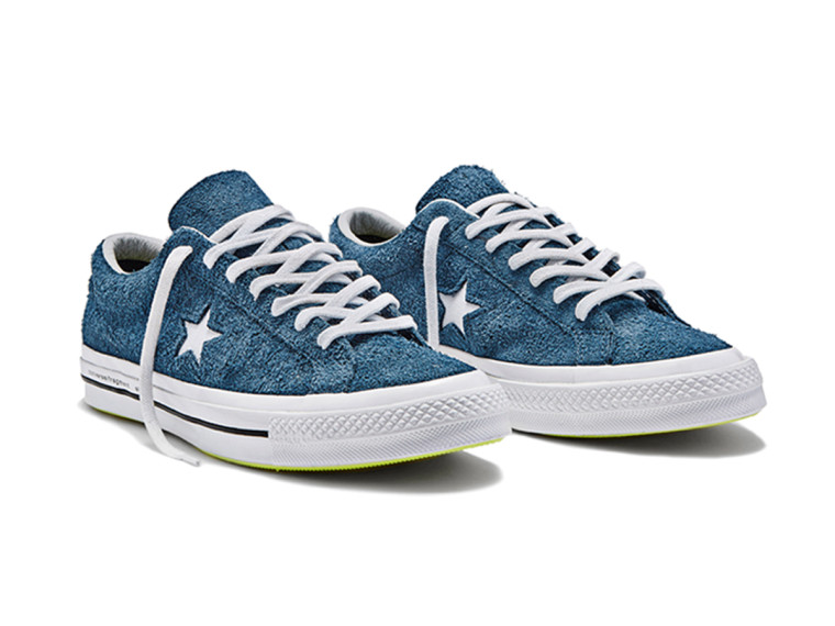 Converse x Fragment Design One Star 74