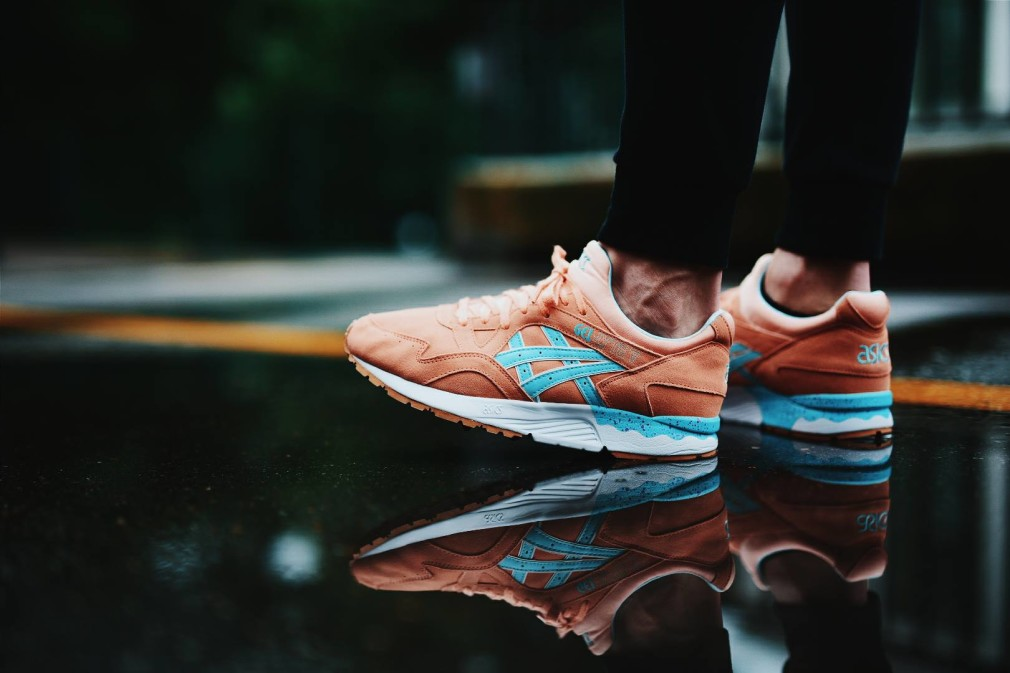Claude Renard - Asics Gel Lyte 5 Easter Pack