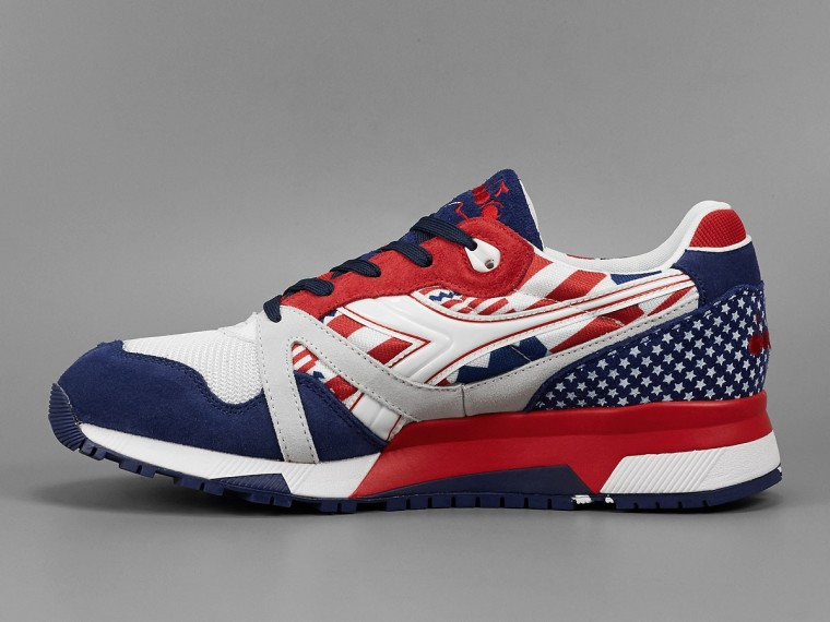 Diadora N9000 Flag Pack