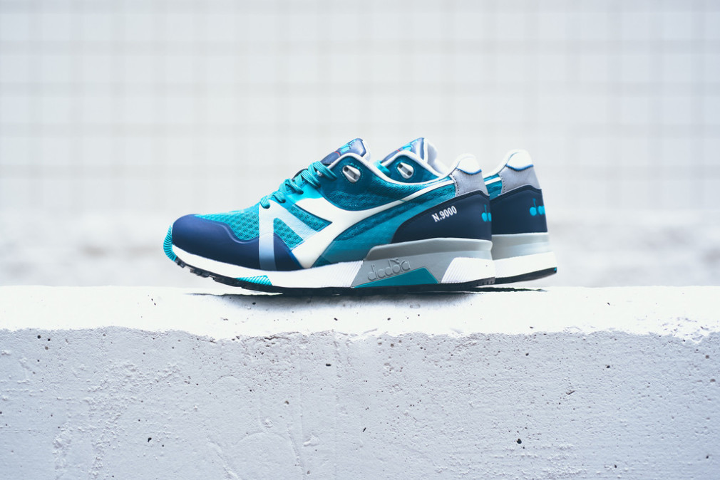Diadora-N9000-MM-Green-White-1