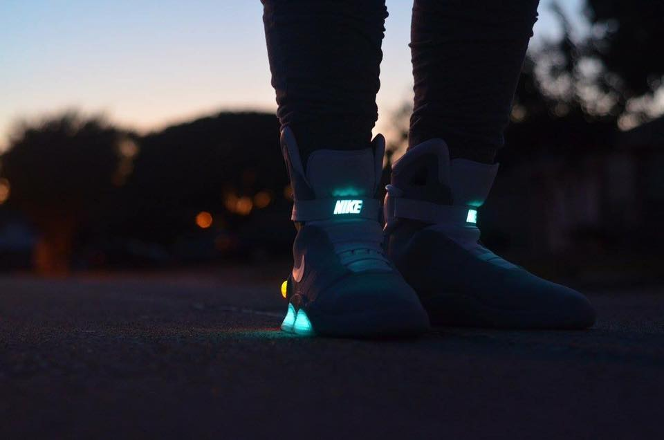 Donte Moore - Nike MAG