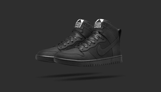 Dover Street Market x Nike Dunk Lux High