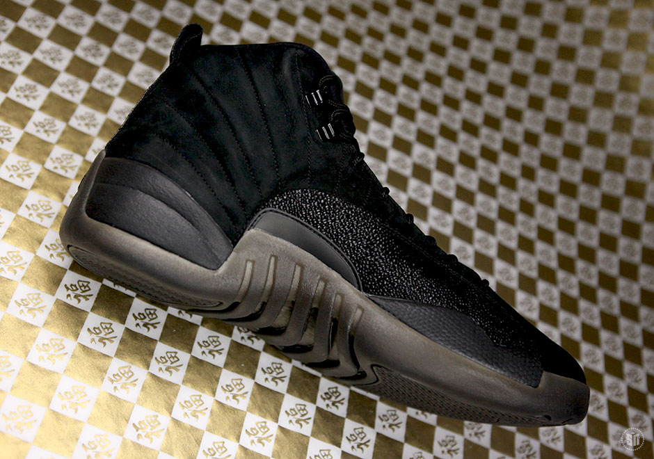 873864-032 ovo air jordan 12 black