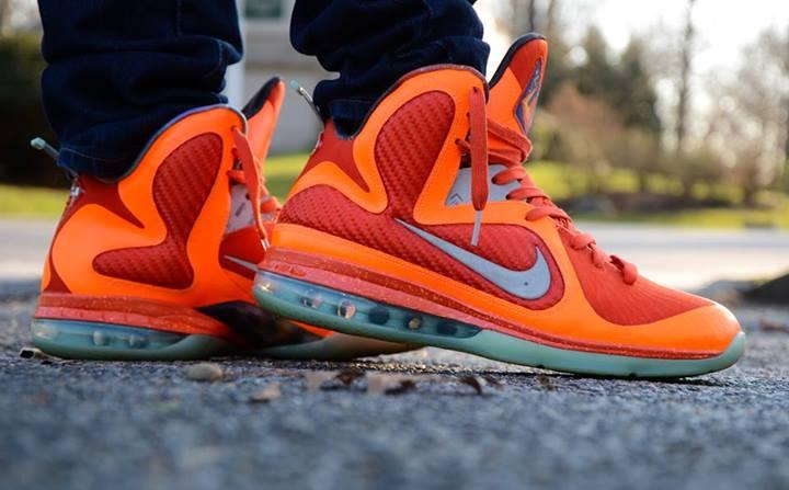 6d408d1e6a3 ... All-Star Big Bang - New Images. Nike Lebron 9