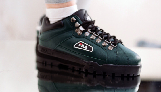 Fila Sneakers AW16 Collection