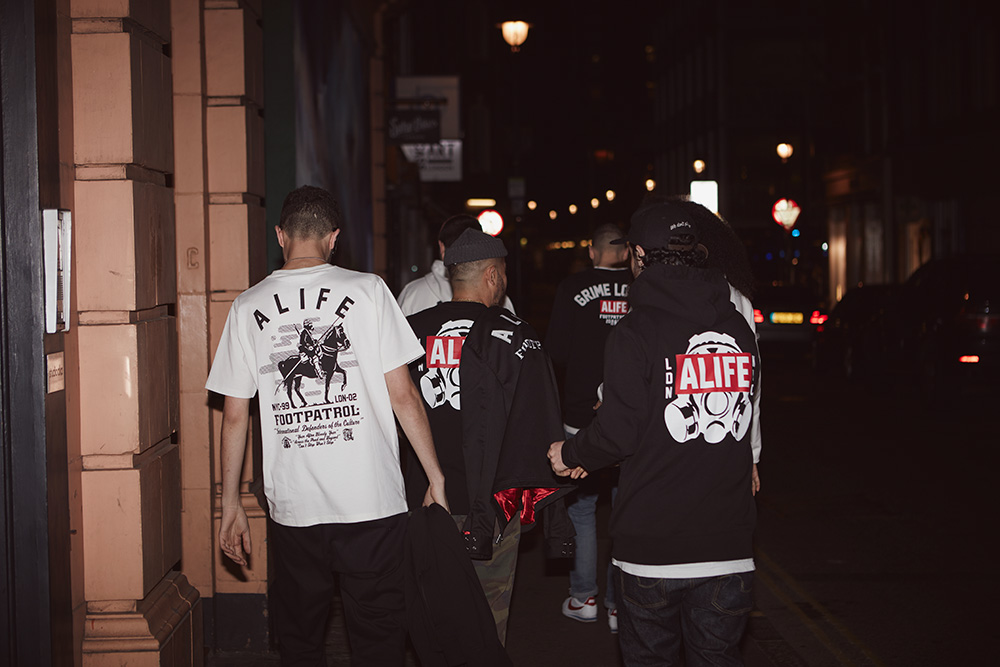 ALIFE / Footpatrol Capsule Collection