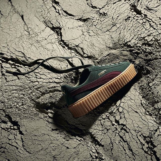 Fenty by Rihanna x Puma Creeper 4