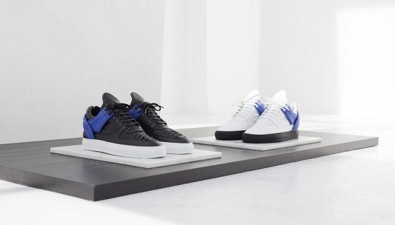 Filling Pieces Low Top Transformed 'Adolescence' Pack