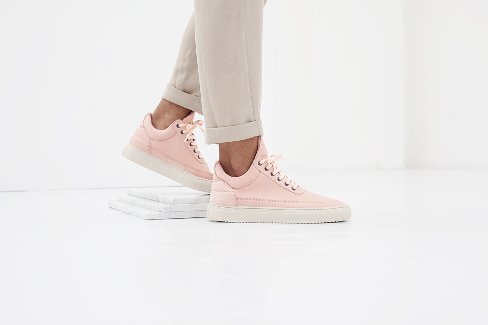 Filling Pieces Low Top Rainbow Capsule Collection