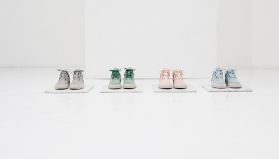 "Filling Pieces – Collection Capsule Low Top ""Rainbow"""