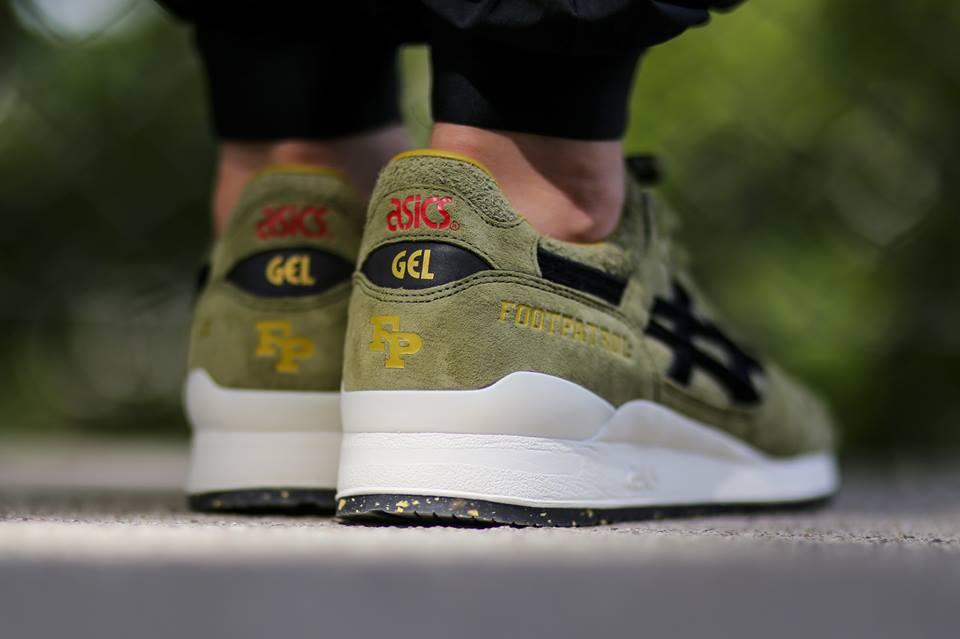 Asics x FootPatrol Gel Lyte III \