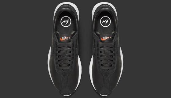 """Nike Roshe LD1000 x Fragment Design """"Black"""" Release Date"""