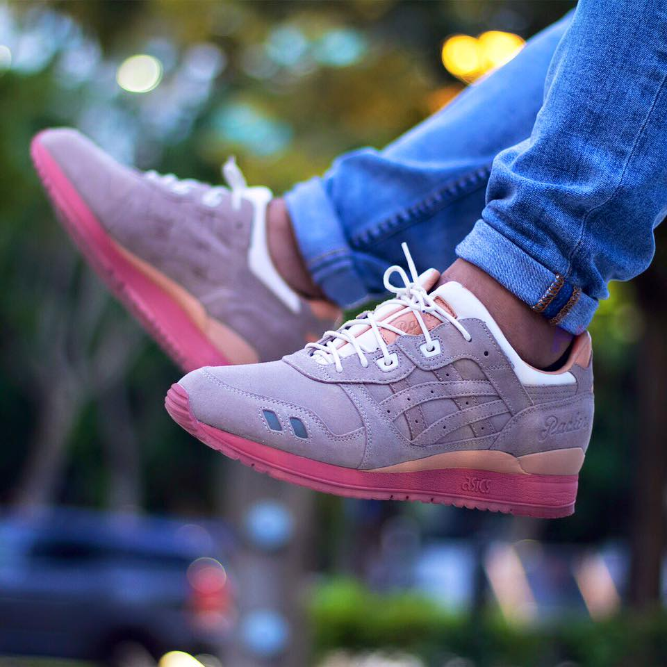 Francis Hernandez - Asics GL3 x Packer Shoes