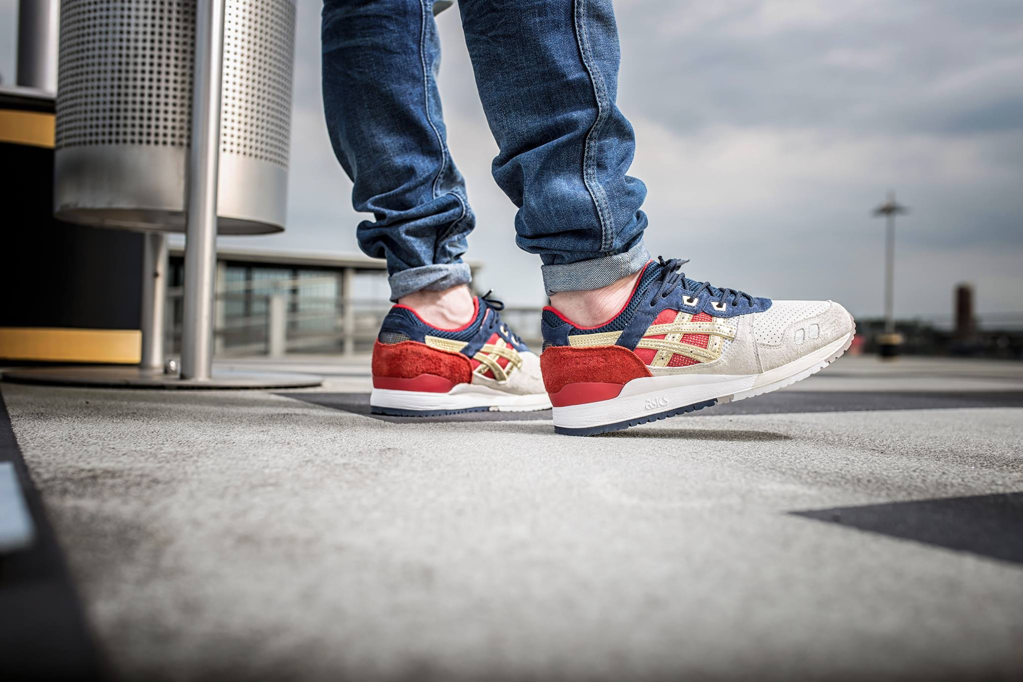 Gerrit Hamm - Concepts x Asics Gel-Lyte III %22Boston Tea Party%22