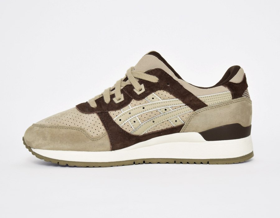 Asics - Gel Lyte 3 - Coffee