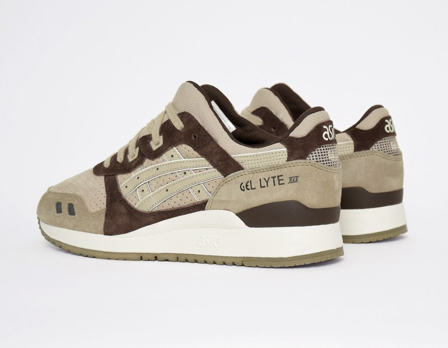 Asics Gel Lyte 3 Coffee 1