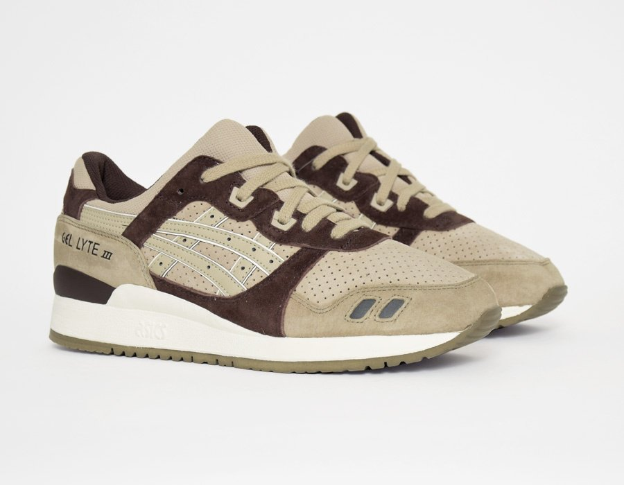 Asics Gel Lyte 3 Coffee 2