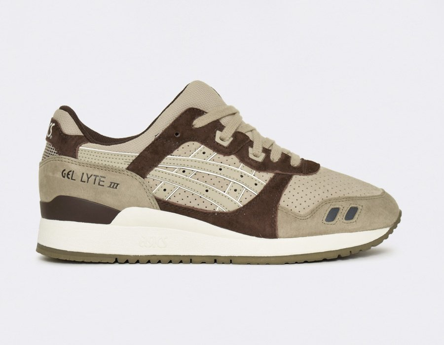 Asics Gel Lyte 3 Coffee
