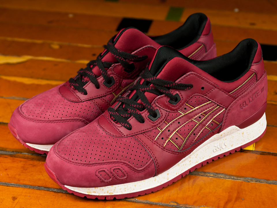 Asics Tiger Gel Lyte III Chinese New Year