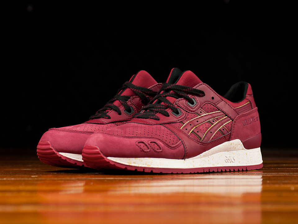 asics gel lyte 1987 marron