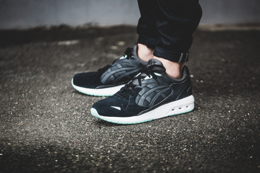 asics GT Cool Xpress Black Mint | WAVE®
