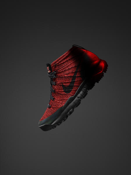 THE NIKE SNEAKERBOOTS