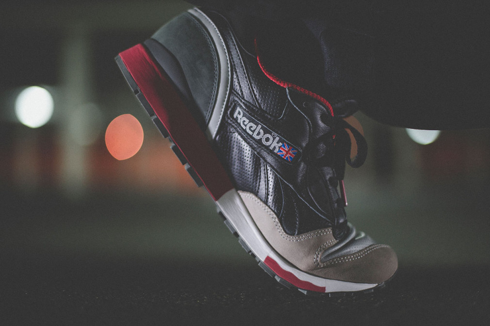 Highs & Lows x Reebok LX 8500